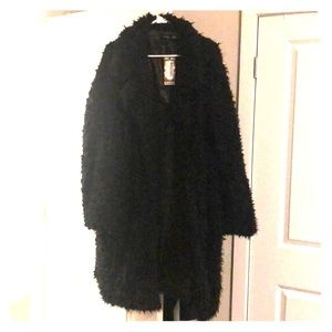 *Brand New* Shaggy Coat